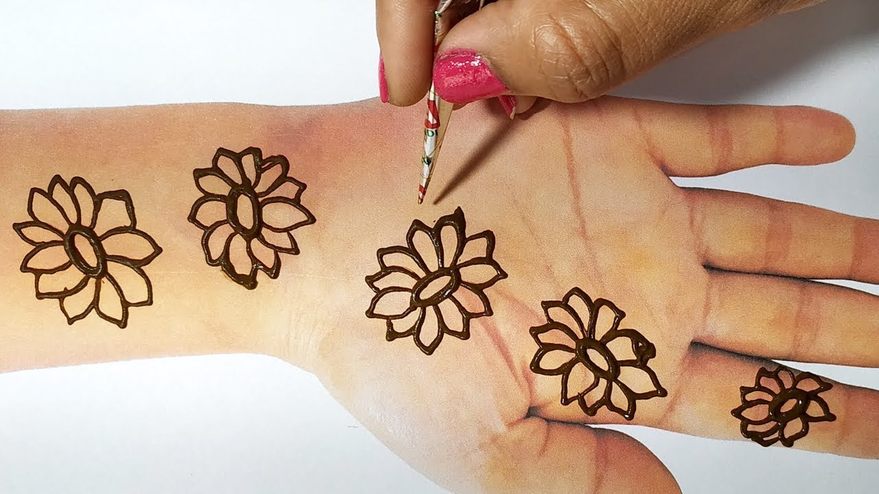 Easy Mehndi Designs For Beginners Step By Step Archives Beautyzing,Tribal Upper Arm Half Sleeve Tattoo Designs
