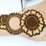 New Arabic Mehndi Design for Hands – आसान शेडेड मेहँदी डिज़ाइन How to apply Easy Mehndi on hands