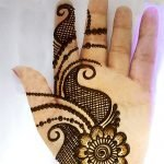 Easy Mehandi Design BeautyZing